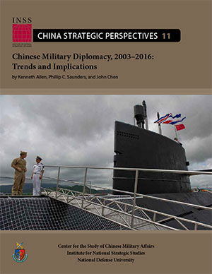 China Strategic Perspectives 11