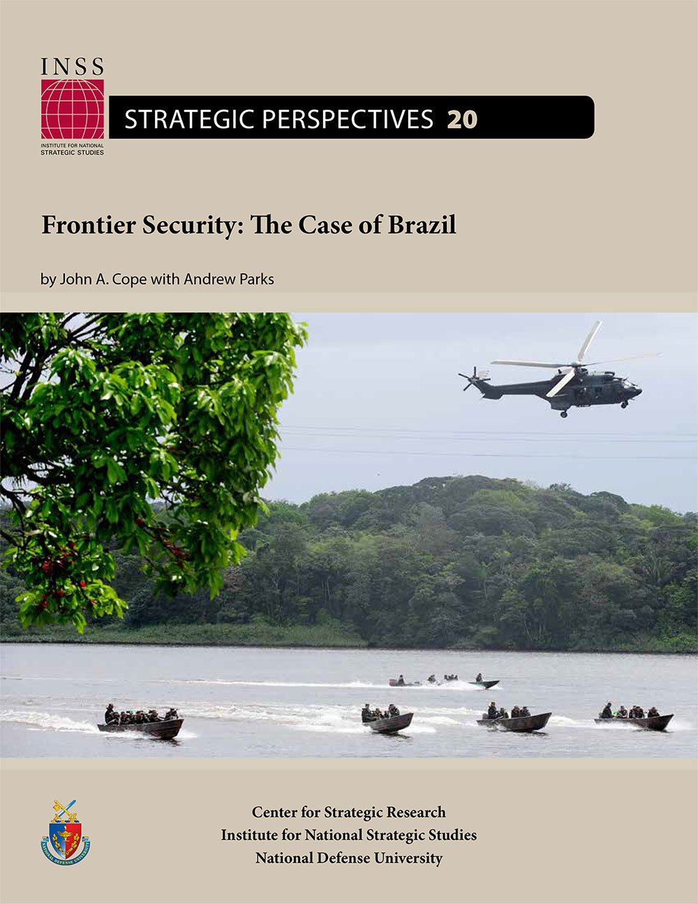 Strategic Perspectives 20
