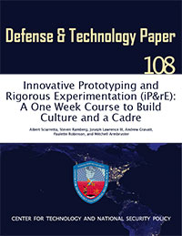 Defense & Technology Paper 108